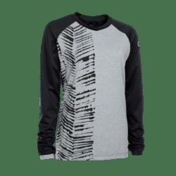 Tee LS Scrub Amp WMS / grey melange