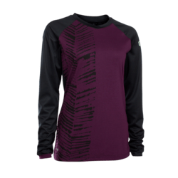 Tee LS Scrub Amp WMS / pink isover