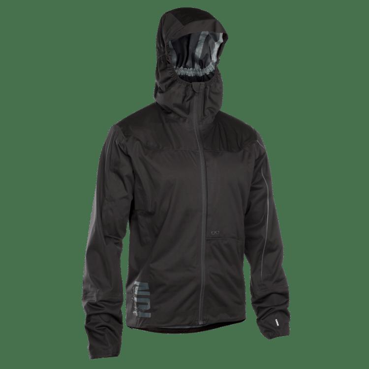 3 Layer Jacket Scrub Amp / black