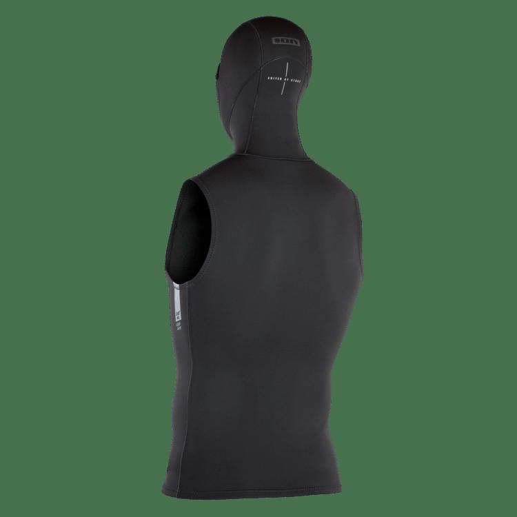 Hooded Neo Vest 2/1 / black
