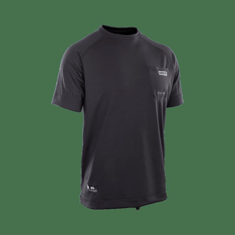 Wetshirt SS / black