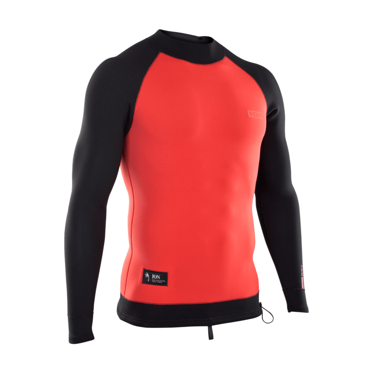 Neo Top Men 2/2 LS / red/black