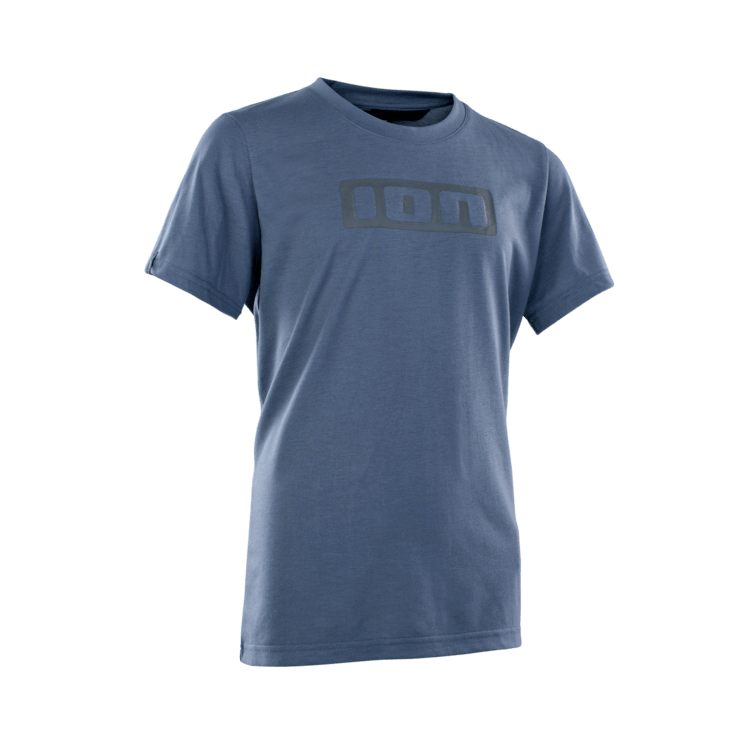 Tee SS Seek DR Youth / 714 storm blue