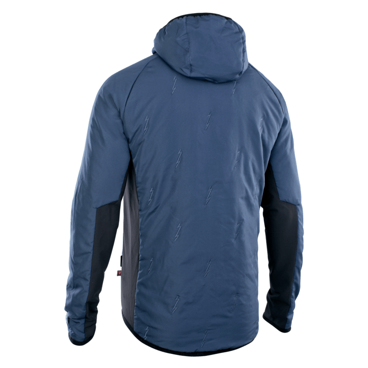 Padded Hybrid Jacket Shelter PL / 792 indigo dawn