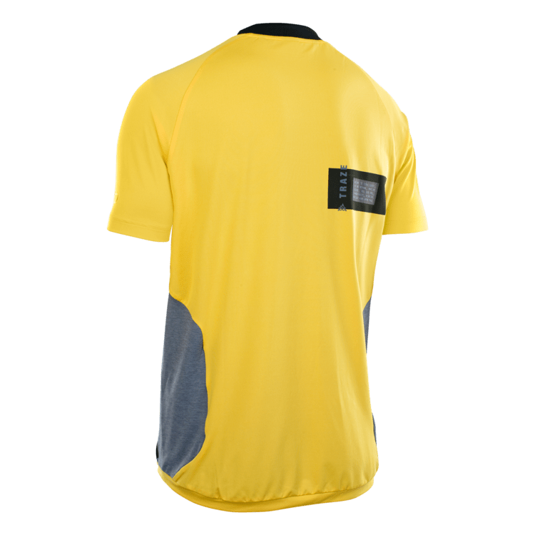 Tee SS Traze VENT / 334 dark yellow